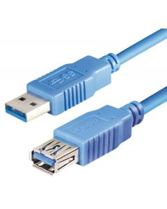 NN USB3.0 Extension Cable A/A 1.8 m USBVL3-2
