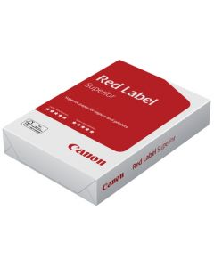 Canon Red Label Superior 80gr A4 297 x 210 mm wit FSC pk/500vel