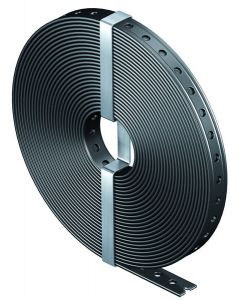 OBO 5055 L PE I 14 Mounting Tape Perforated Plastic-Coated 14 x 3 mm St 1473220