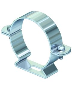 OBO 733 38 G Distance Clamp with Slotted Hole 30-38 mm St G